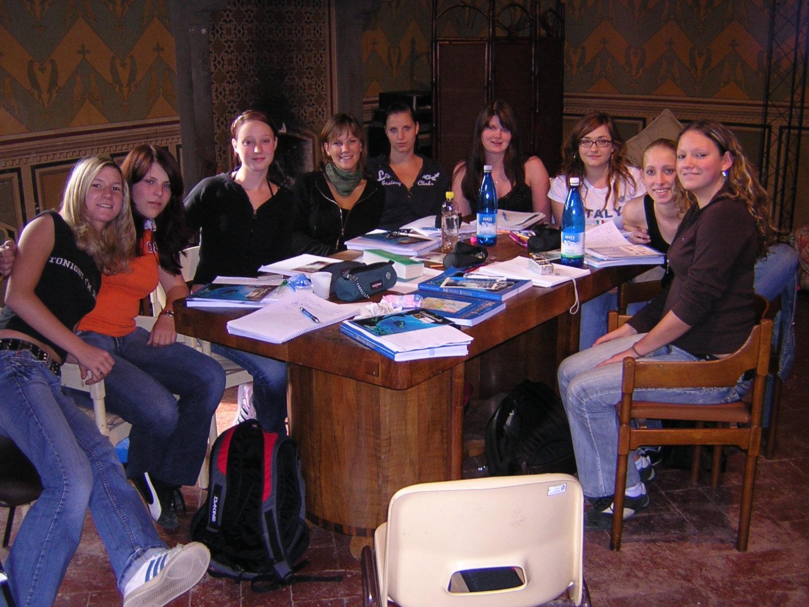 Klassenfahrten nach Italien