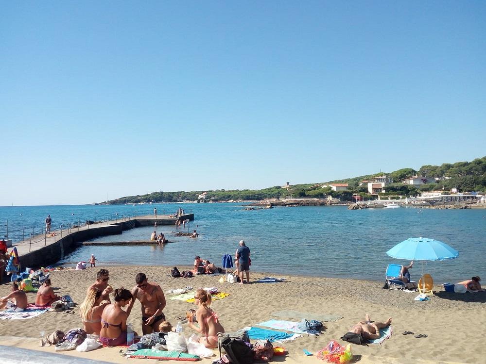 Strand Castiglioncello