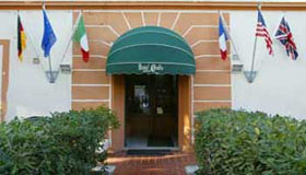 Hotels Tuscany by the sea