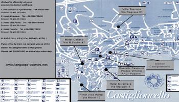 Italienisch lernen in Castiglioncello