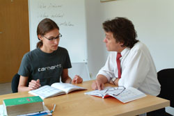 language schools italy